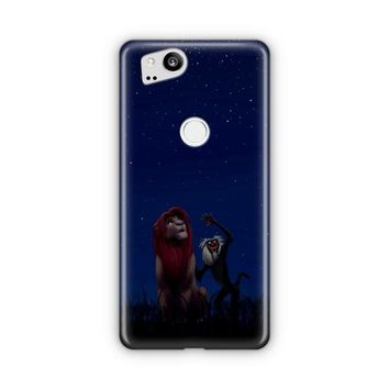Lion King Remember Who You Are Google Pixel 3 XL Case | Casefantasy