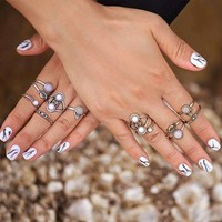Moonchild Ringset