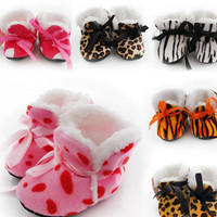 Winter Style Baby Shoes