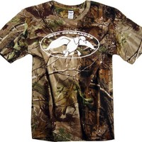 Duck Dynasty T-Shirt DVD TV Show Authentic Clothing Apparel Gear Merchandise Duck Commander Logo Shirt Large