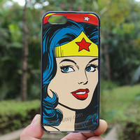 wonder woman,iphone 5s case,iphone 4 case,iPhone4s case, iphone 5 case,iphone 5c case,Gift,Personalized,water proof
