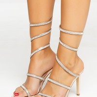 Glamour Heels - Rose Gold