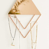 Alexia Line Jewelry Storage Hanging Mirror - Urban Outfitters