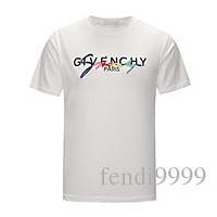 Givenchy 20 New quality Mens T Shirt Brand t Shirt Casual Letter Print Embroidery Print Luxury T Shirts Clothing 13- Fashion Men's Tees Polos