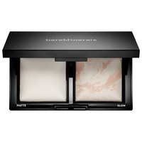 Sephora: bareMinerals : Invisible Light Translucent Powder Duo : setting-powder-face-powder