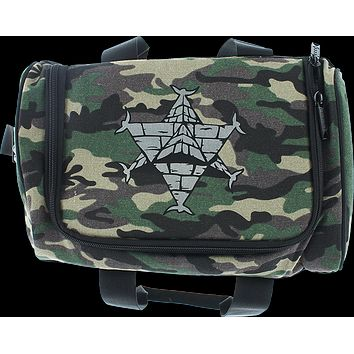 Bumbag Cooler Bag  Pyramid Country Green Camo