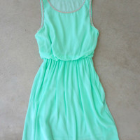 Mint & Sky Party Dress [7043] - $52.00 : Feminine, Bohemian, & Vintage Inspired Clothing at Affordable Prices, deloom