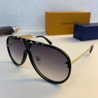 DCCK LV  Women Men Fashion Shades Eyeglasses Glasses Sunglasses