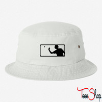 Major League Beer Pong bucket hat