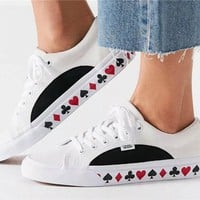"""Urban Outfitters x Vans 2018 """"Playing Card"""" 125 Size 36-44"""