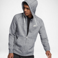 Nike Fashion Hooded Zipper Cardigan Sweatshirt Jacket Coat Sportswear