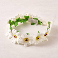 LED Daisy Flower Crown | Urban Outfitters