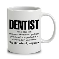 Dentist Someone Who Solves A Problem