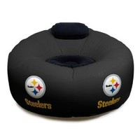Amazon.com: Steelers Northwest NFL Inflatable Air Chair: Sports & Outdoors