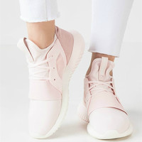 """Adidas"" Tubular Defiant Pink Leisure Running Sports Shoes"