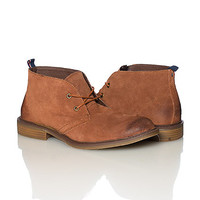 STONEHAM2 SHOE - Brown - TOMMY HILFIGER
