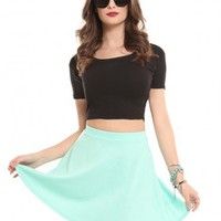Skater Skirt - Mint - Clothes   GYPSY WARRIOR