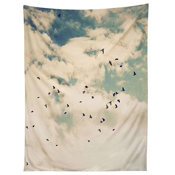 Shannon Clark Summer Flight Sight Tapestry