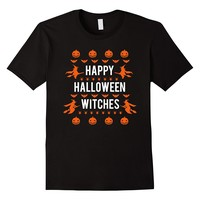 Happy Halloween Witches T-Shirts