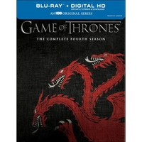 Game of Thrones: The Complete Fourth Season - Targaryen (Only @ Best Buy) (Blu-ray + Digital Copy) (with Bonus Disc)
