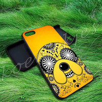 Adventure Time Sugar Skull  in Koenakjes for iphone 4/4s/5/5s/5c, iPad Mini/Air/2/3/4, iPod 4th/5th, Samsung S3/S4/S5/Note 3
