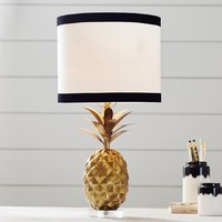 The Emily & Meritt Pineapple Table Lamp