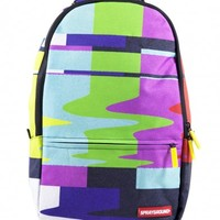 Static Fuzz Backpack   Sprayground Backpacks, Bags, and Accessories
