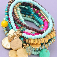 Charmed I'm Sure Arm Candy - MULTI