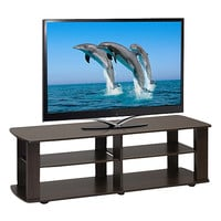 Dark Brown TV Stand