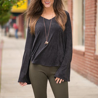 Once Upon A Decade Top, Black