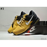 NIKE AIR MAX full palm cushion comfortable shock absorbing shoes #3