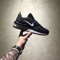 NIKE MEN'S AIR MAX FURY BLACK WHITE