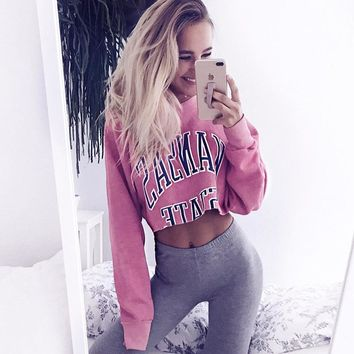 Women's Fashion Summer Hot Sale Print Fleece Plus Size Hoodies [132688085012]