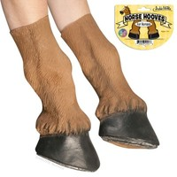 Horse Hooves - Archie McPhee & Co.