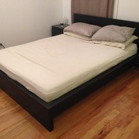 Wooden Bed Frame for Queen Sized Bed
