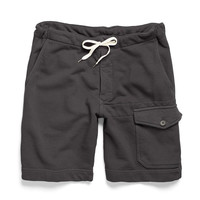 Thorpe Gym Short in Charcoal