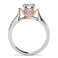 Engagement Ring --ES178BS