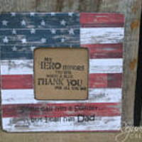 Military Frames Gift for dad Fathers Day Military gifts USA Patriotic gifts Army Marines Seals Navy Gifts father son gifts for him