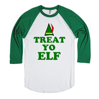 TREAT YO ELF CHRISTMAS SHIRT