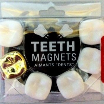 Wisdom Teeth Magnets