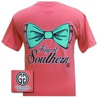 Keep it Southern Comfort Color Watermelon [FSS1002WM] - $18.00 : Girlie Girl™ Originals - Great T-Shirts for Girlie Girls!