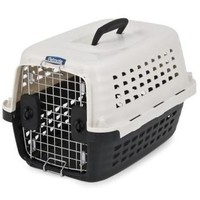 Petmate Compass Fashion Pet Kennel Carrier Sz: X-Small 19""
