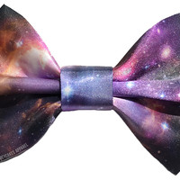 Galaxy Hair Bow (#2)