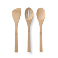 'Give It A Rest' Bamboo Utensil Set
