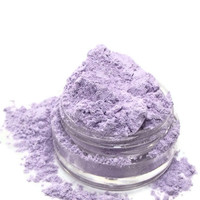 Mineral Eye Shadow Wisteria  shimmery mica powder shadow 3 gram sifter