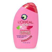L'Oreal Kids 2-in-1 Shampoo, Extra Gentle, Burst of Strawberry