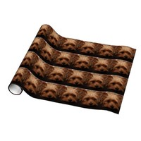 Cute Yorkie Wrapping Paper