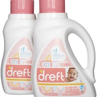 Dreft Liquid 2X HE - 100 oz