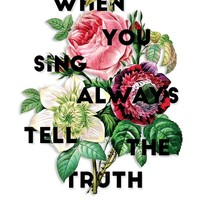 When You Sing, an art print by Alesia Fisher