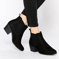 New Look Western Ankle Boots